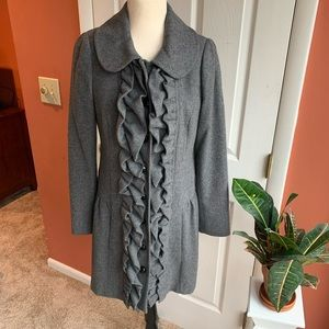 Anthropologie Plenty by Tracy Reese coat